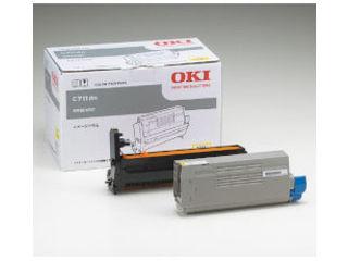 OKI/沖データ ID-C4JY イメージドラム イエロー