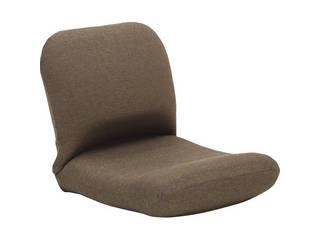 背中を支える美姿勢座椅子 安売り 日本正規代理店品 ブラウン BR 背中3