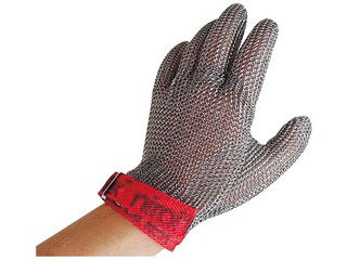 ニロフレックス ニロフレックス メッシュ手袋(1枚)L ステンレス