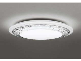 ODELIC OL291154BC LEDシーリングライト カット模様入【~10畳】【Bluetooth 調光・調色】※リモコン別売