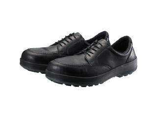 Simon/シモン 耐滑・軽量3層底静電紳士靴BS11静電靴 24.5cm BS11S-245