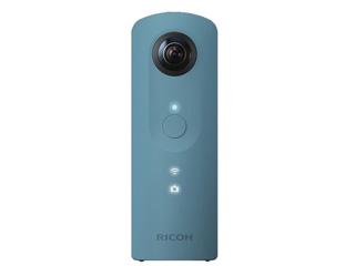 【お得なセットもあります】 RICOH/リコー RICOH THETA SC(ブルー) 全天球カメラ 【リコー・シータ】 S0910743 【値下げしました!】