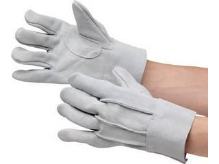 MIDORI ANZEN/ミドリ安全 牛床革手袋 外縫 12双入 MT-102