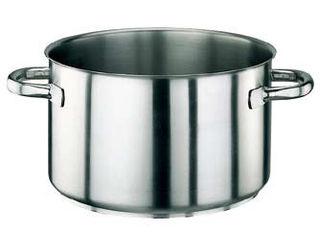 PADERNO/パデルノ 18-10半寸胴鍋(蓋無)/1007-36