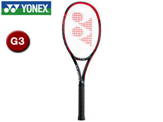 【nightsale】 YONEX/ヨネックス VCSV95-726 硬式テニスラケット VCORE SV95 Vコア エスブイ95(フレームのみ) 【G3】 (グロスレッド)
