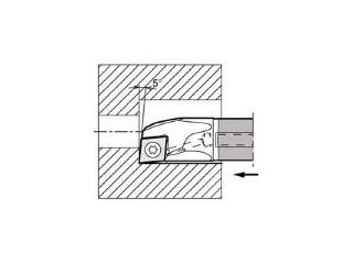 KYOCERA/京セラ 内径加工用ホルダ C04GSCLCR0305A