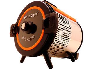 TUF/ティ・ユー・エフ drumcook/ドラムクック DR-750N カーボングリルヒーター