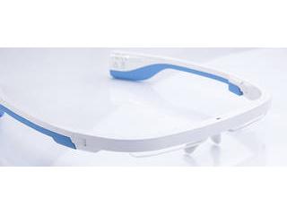 ・IoT睡眠デバイス/快眠デバイス ビーラボ メガネ型ウェアラブルデバイス 「アイオ / AYO」 ・「光の力」で体内時計の乱れを整える/アプリを使って簡単セットアップ ・1日20分から、ブルーライト照射であなたの睡眠サイクルを調整。