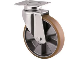 TENTE/テンテ 重荷重用高性能旋回キャスター(ウレタン車輪・メンテナンスフリー) 3640ITP125P63 CONVEX