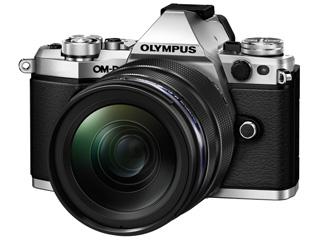 OLYMPUS/オリンパス OM-D E-M5 Mark II 12-40mm F2.8 レンズキット(シルバー) ミラーレス一眼