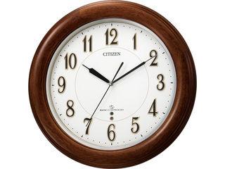 ※メーカー在庫限りの為、完売の際はご容赦下さい。 RHYTHM/リズム時計【メーカー在庫限り】4MY824-N06 電波掛時計 電波掛時計【スリーウェイブM824F】 木枠(アルダー材)/サイレントステップ秒針, 表装の詠智会:f4db7d02 --- officewill.xsrv.jp