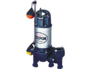 TERADA/寺田ポンプ製作所 汚物混入水用水中ポンプ 自動 60Hz PXA-400T60HZ