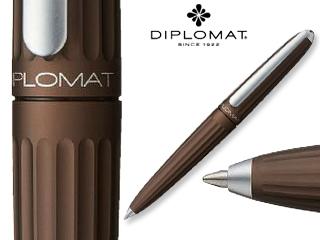 DIPLOMAT/ディプロマット 【Aero/アエロ】メタリックブラウン BP