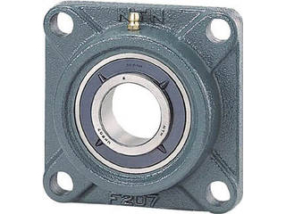 NTN G ベアリングユニット(テーパ穴形アダプタ式)軸径60mm内輪径65mm全長187mm UKF213D1