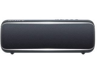 SONY/ソニー ワイヤレスポータブルスピーカー XB22 ブラック SRS-XB22/B