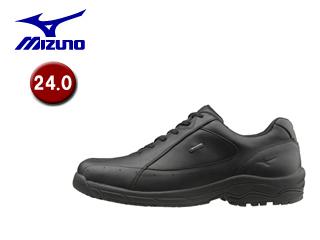 mizuno/ミズノ B1GC1624-09 LD50V ウォーキングシューズ 【24.0】 (ブラック)