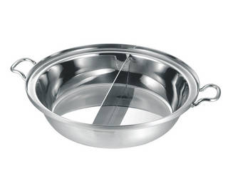 プロデンジ チリ鍋仕切り付 33cm