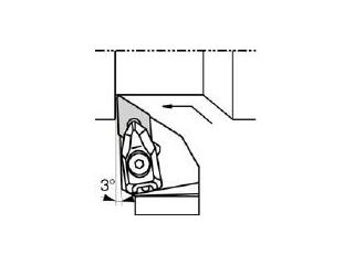 KYOCERA/京セラ 外径加工用ホルダ DDJNL2020K-1504