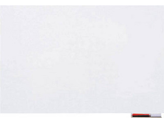 TRUSCO/トラスコ中山 吸着ホワイトボードシート 900×1200×1.0 TWKS-90120