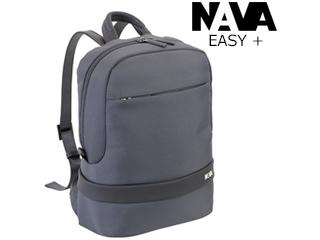 NAVA DESIGN/ナヴァデザイン スモールバックパック【ダークグレイ】■EASY+(EP071DG)