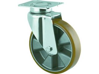 TENTE/テンテ 重荷重用高性能旋回キャスター(ウレタン車輪・メンテナンスフリー) 3640ITP200P63 CONVEX