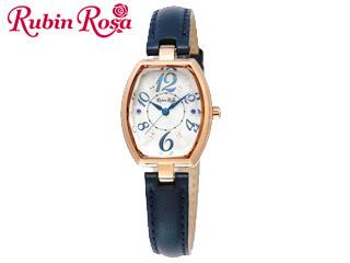Rubin Rosa/ルビンローザ R018PWHBL 【ルビンローザ ソーラー腕時計】【LADYS/レディース】 【国内正規品】