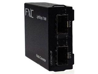 FXC 1000BASE-X to 1000BASE-X マイクロメディアコンバータ LEX1821-2F 納期にお時間がかかる場合があります
