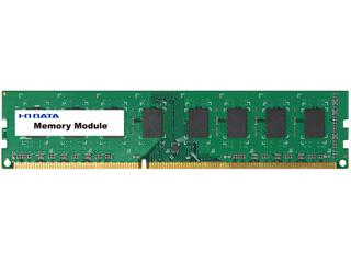 I・O DATA アイ・オー・データ PC3-12800(DDR3-1600)対応デスクトップPC用メモリー 8GB DY1600-8GR