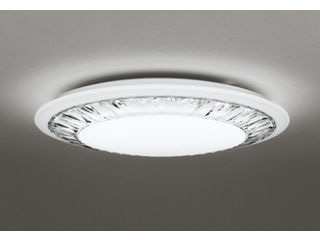 ODELIC/オーデリック OL291155BC LEDシーリングライト カット模様入【~8畳】【Bluetooth 調光・調色】※リモコン別売
