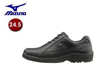 mizuno/ミズノ B1GC1624-09 LD50V ウォーキングシューズ 【24.5】 (ブラック)