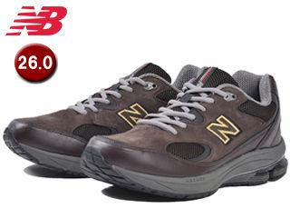 NewBalance/ニューバランス MW1501-B1-6E ウォーキングシューズ メンズ 【26.0cm】【6E(超ワイド)】 (ダークブラウン)