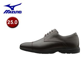 mizuno/ミズノ B1GC1621-58 LD40 ST2 ウォーキングシューズ メンズ 【25.0】 (ダークブラウン)