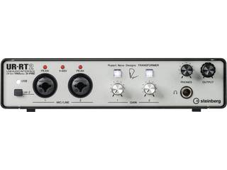 Steinberg USBオーディオインターフェイス UR-RT2