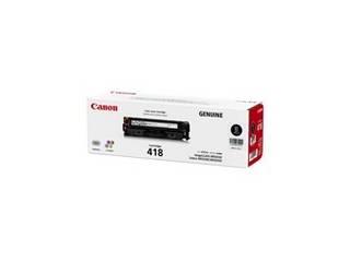 CANON/キヤノン トナーカートリッジ418 ブラック 2662B007 CRG-418BLK