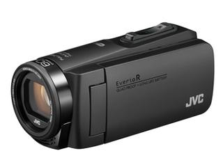 JVC/Victor/ビクター GZ-RX680-B(マットブラック) ハイビジョンメモリームービー 【ビデオカメラ】