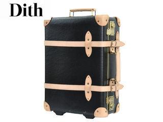 Dith/ディス レザー キャリーケース Sサイズ 旅行 旅 お出かけ レザー 革 海外旅行 オシャレ