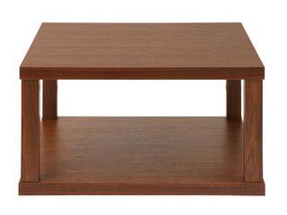 AZUMA kogei/あずま工芸 エピソード センターテーブル70 WLT-2120 ダークブラウン