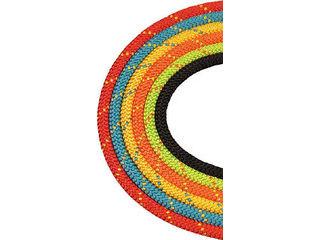 BlueWater Ropes/ブルーウォーターロープス セイフライン 9.5φ×91m 緑/オレンジ 534630GROR