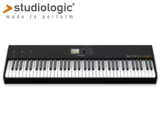 Studiologic/スタジオロジック SL73 STUDIO MIDIキーボード・コントローラー 73鍵 【ハンマーアクション鍵盤】