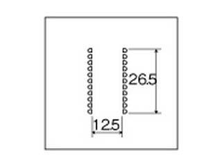 HOZAN/ホーザン HS-635 ノズル ベントピン仕様 (22ピン)
