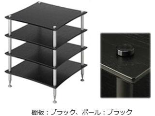 QUADRASPIRE/クアドラスパイア Q4 MIDIB/BK(ブラック/ブラック)