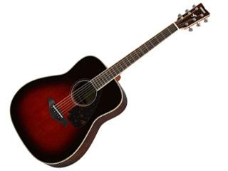 YAMAHA/ヤマハ FG-830 TBS(タバコブラウンサンバースト) アコースティックギター 【SFG830TBS】 【YMHAG】【YMHFG】【ソフトケース付き】[【RPS160415】