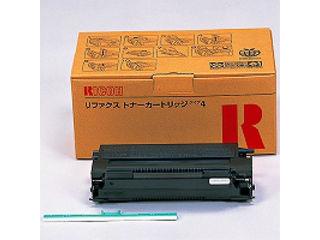 RICOH/リコー リコー RIFAXトナータイプ4 339706