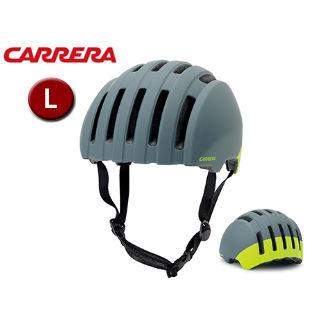 CARRERA/カレラ PRECINCT シティバイクヘルメット 【Lサイズ】 (Matte Charcoal Acid)