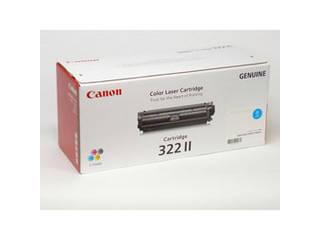 【納期にお時間がかかります】 CANON CANON トナーカートリッジ322シアン 輸入品 CN-EP322-2CJY