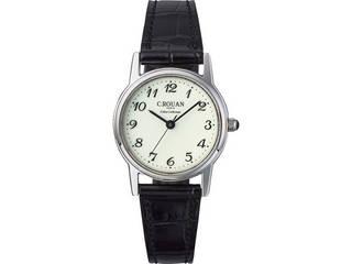 セ・ルーアン セ・ルーアン レディース腕時計 ブラック  RO−055LB−01CR