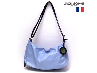 Jack Gomme/ジャックゴム フランス製 0004 1215 LIRIS ショルダーバッグ OPALE ポーチ付