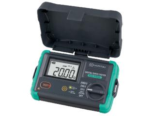 KYORITSU/共立電気計器 デジタル接地抵抗計 4105DL