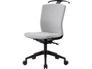 IRIS CHITOSE/アイリスチトセ 【代引不可】ハンガー付回転椅子(シンクロロッキング) グレー HG-X-CKR-S46M0-F-GY