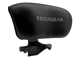 【破格値下げ】 VERTAGEAR 対応 ゲーミングチェア Triigger 350 350 Black Edition Edition 対応 ヘッドレスト ネックサポート AC-TL350SC ブラック, 美味逸品:1f3d0ce3 --- coursedive.com